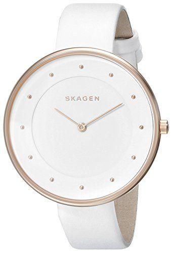 Skagen Women's SKW2291 Gitte Rose Gold-Tone Stainless Steel Watch Skagen http://www.amazon.com/dp/B00NVDC7AY/ref=cm_sw_r_pi_dp_MRRdwb1DCM4Q7