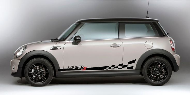 2X Mini COOPER S side car stripes vinyl body decal logo sticker 2 color | Vehicle Parts & Accessories, Car Tuning & Styling, Body & Exterior Styling | eBay!