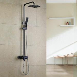 Les 25 meilleures id es de la cat gorie colonne douche sur pinterest vasque en mosa que for Peinture douche acrylique