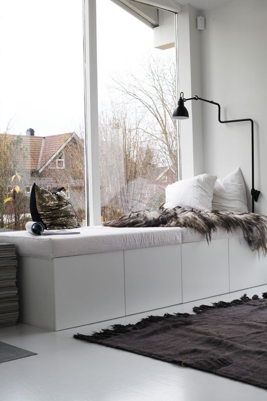 die 25 besten ideen zu gro e fenster auf pinterest. Black Bedroom Furniture Sets. Home Design Ideas