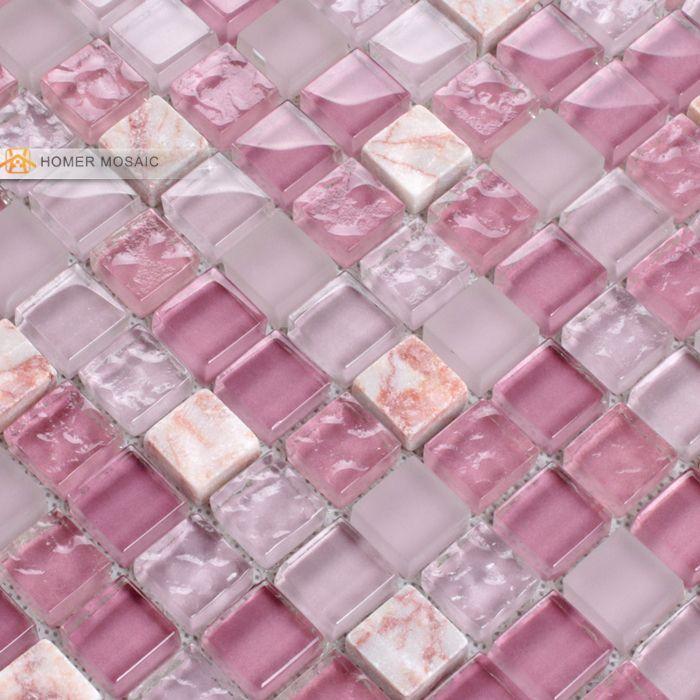 Bathroom Tiles Pink 24 best pink tile images on pinterest | pink tiles, bathroom ideas