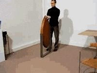 Clever Folding Table