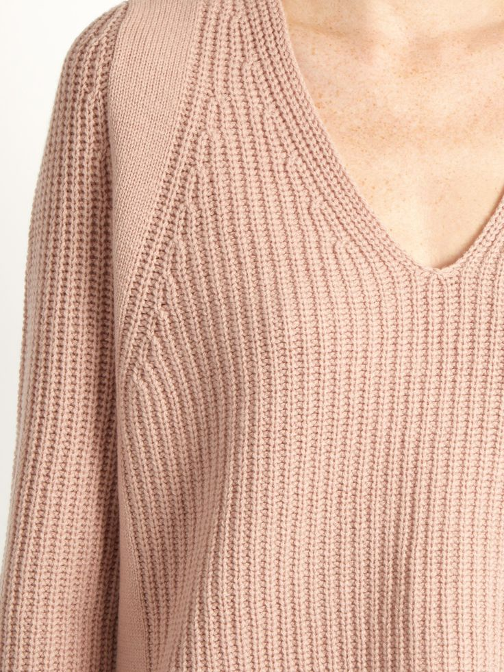 Cash wool and cashmere-blend sweater | Helmut Lang | MATCHESFASHION.COM UK
