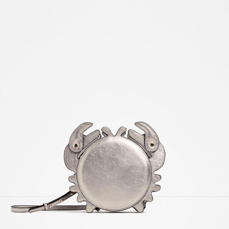 Image 2 of CRAB CROSSBODY BAG from Zara