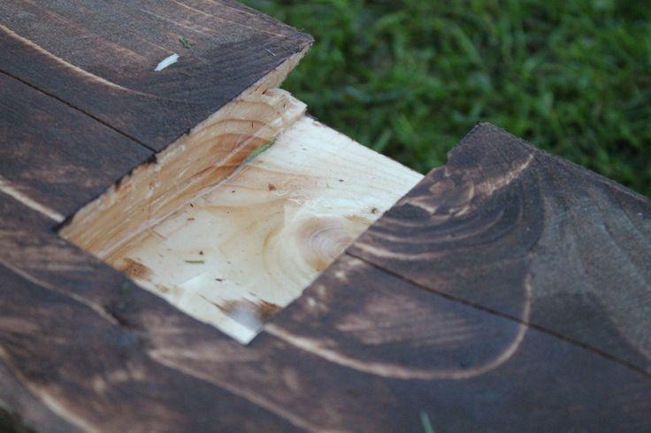 woodworking,  dovetail joint   www.drewnoikamien.pl