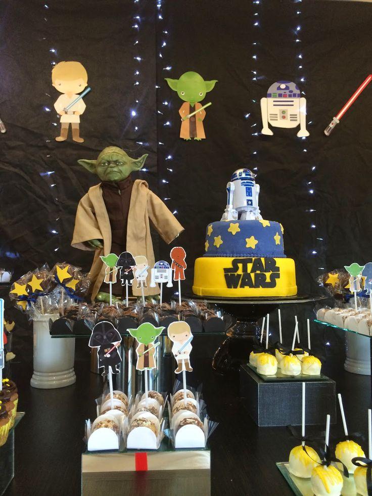 Festas Personalizadas em Brasília: Star Wars