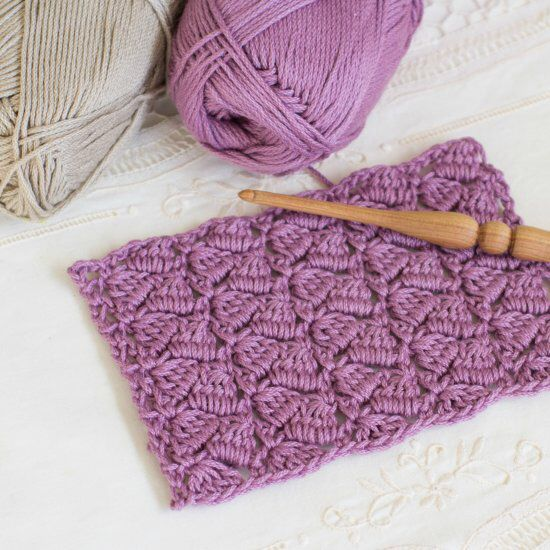 Sidesaddle stitch