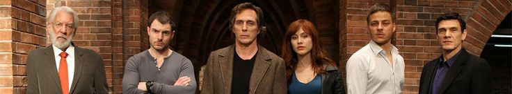 crossing lines tv show photos | Crossing Lines TV Show Banner