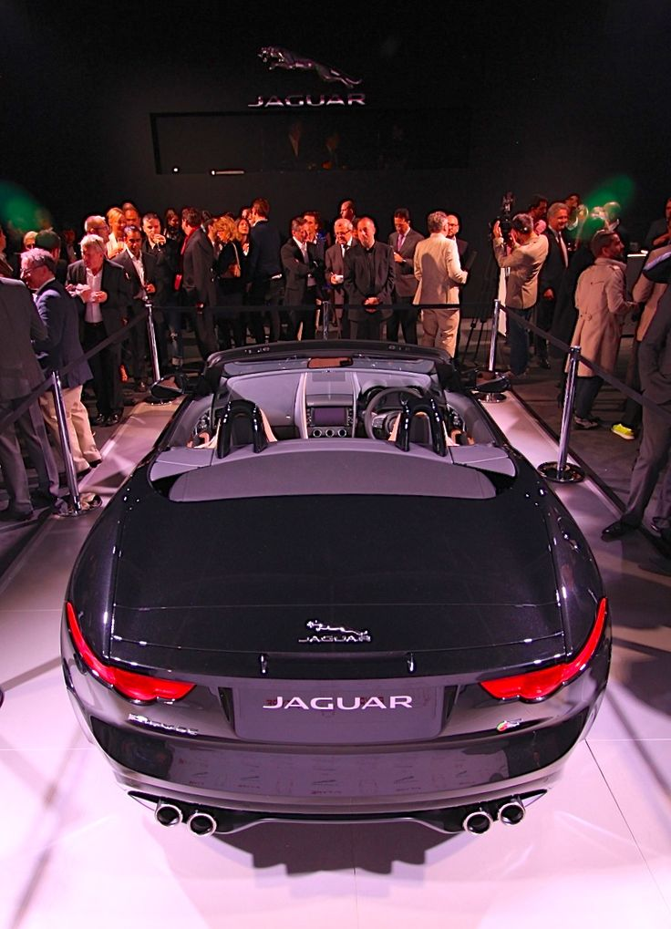 2014 Jaguar F-Type Pictures/Photos Gallery - The Car Connection