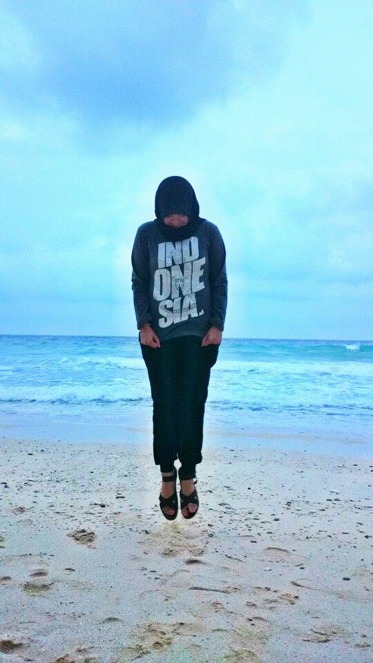 Pantai Sumur Tiga, Pulau Weh, Sabang, Aceh, Indonesia.