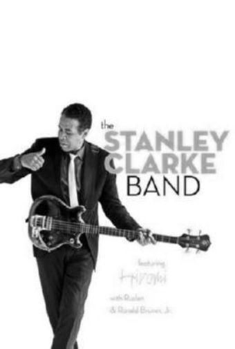 Stanley Clarke Band The poster Metal Sign Wall Art 8in x 12in