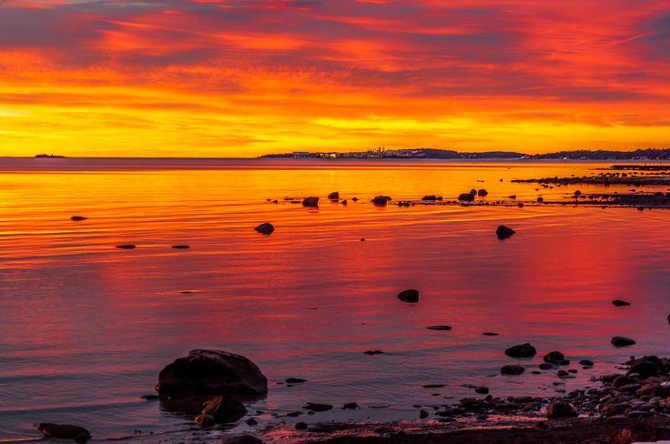 Sunrise by Erik Wie on 500px