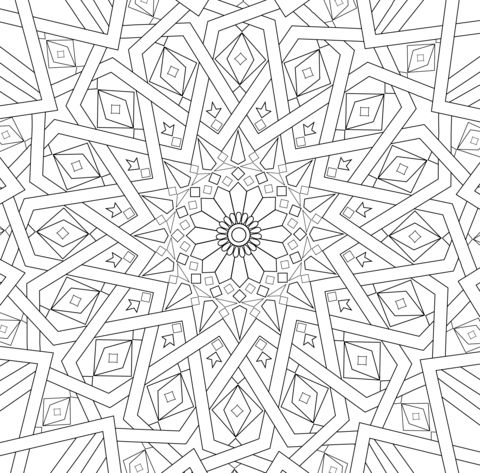 Amazing Coloring Pages For Tweens