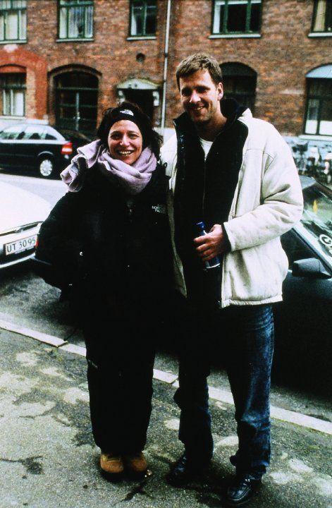 Susanne Bier and Anders Thomas Jensen in Open Hearts (2002)