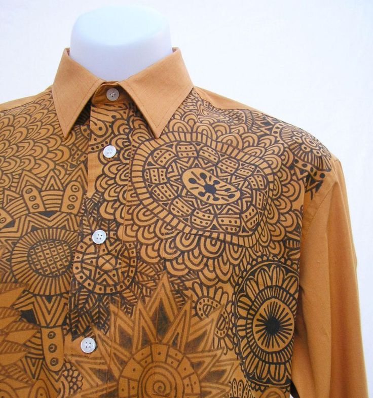 Tangerine graffiti shirt, Wearable art shirt, orange shirt, orange blouse, hand painted top, art to wear blouse, upcycled shirt, art blouse by Rethreading on Etsy