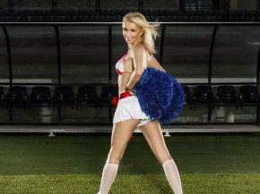 Kilka słów od polskich cheerleaderek z Bell Arto :) http://www.eksmagazyn.pl/wazny-temat/ekscentryczna-bohaterka/zbieram-brawa/ || #cheerleaders #BellArto #pomponiary #doping #sport