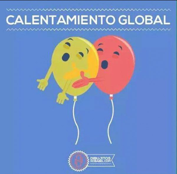 Calentamiento global. #humor #risa #graciosas #chistosas #divertidas