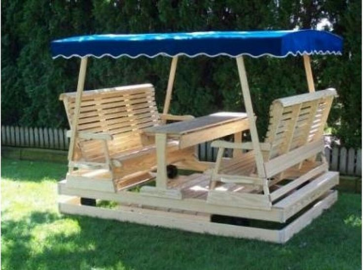 Kinda looks garden arbors furniture swinging bench free plans would