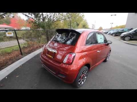 2013 Fiat 500 Sport Cattiva | DT748730 | Rairdon's FIAT of Kirkland | Seattle | Bellevue