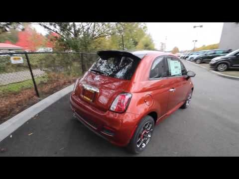 2013 Fiat 500 Sport Cattiva | DT748730 | Rairdon's FIAT of Kirkland | Seattle | Bellevue