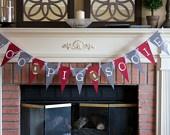 University of Arkansas Woo Pig Sooie Banner- Free Shipping
