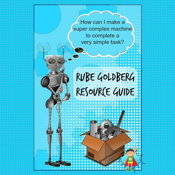 Great Rube Goldberg Ideas for you and your kids to try. Rube Goldberg machines, videos, books, and more.