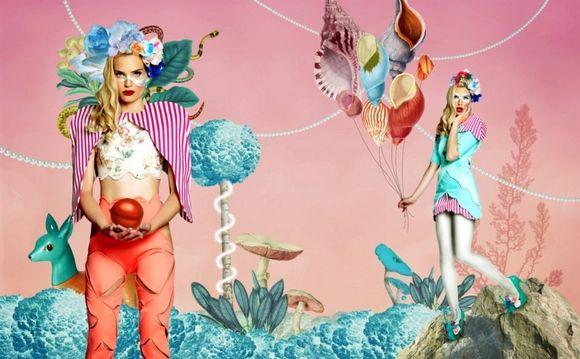 Ana Ljubinkovic for Faar Magazine, Lola Blanc, Buzznet