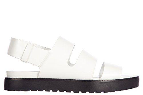 Alexander Wang Damen Leder Sandalen Sandaletten alisha Weiß - http://on-line-kaufen.de/alexander-wang/alexander-wang-damen-leder-sandalen-sandaletten