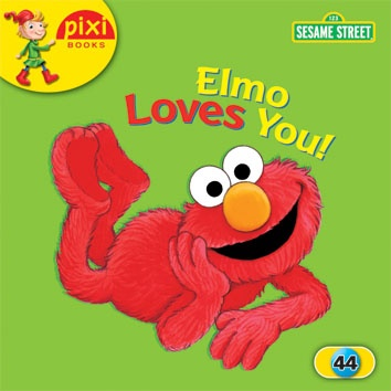 Picture of Elmo Loves You!