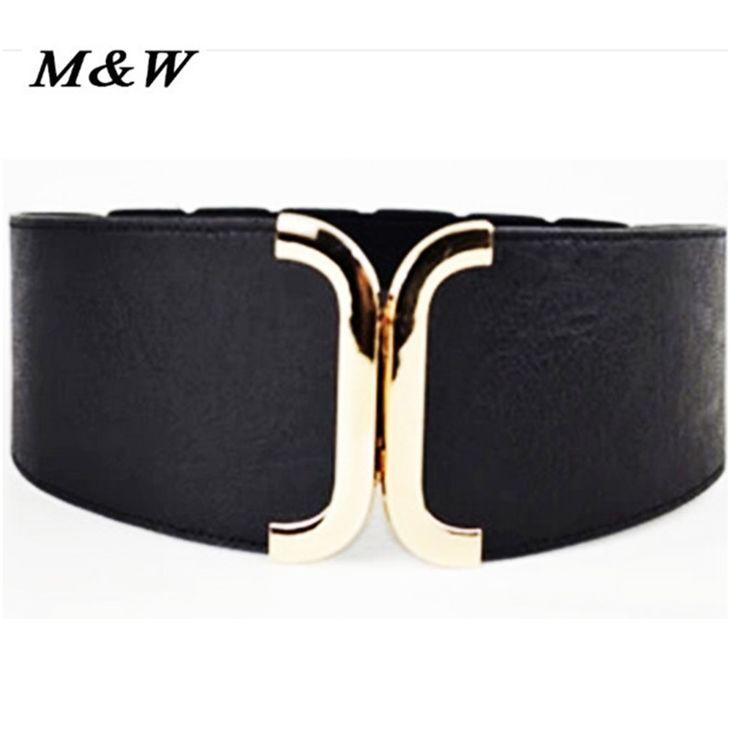 2016 new women brief belt female wide belt decoration elastic fashion cummerbund strap all-match lady's waist belts for women