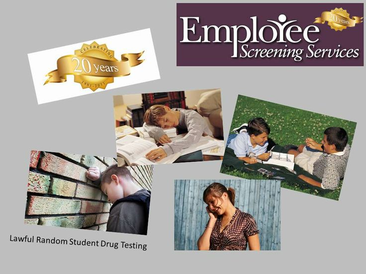 http://www.yourdrugtesting.com - Employee Screening Services provides lawful, random student drug screening to area school systems in Kansas City, MO