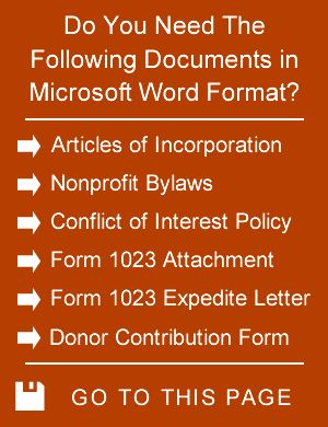 Nonprofit Sample Documents-bylaws