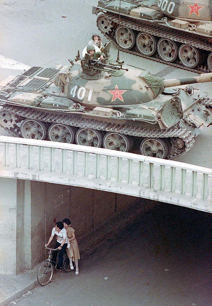 Tiananmen Square, 25 Years Ago - The Atlantic