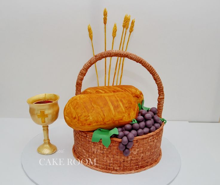 images of the holy communion | ve got to say, I love making cakes and I get big thrill frommaking ...