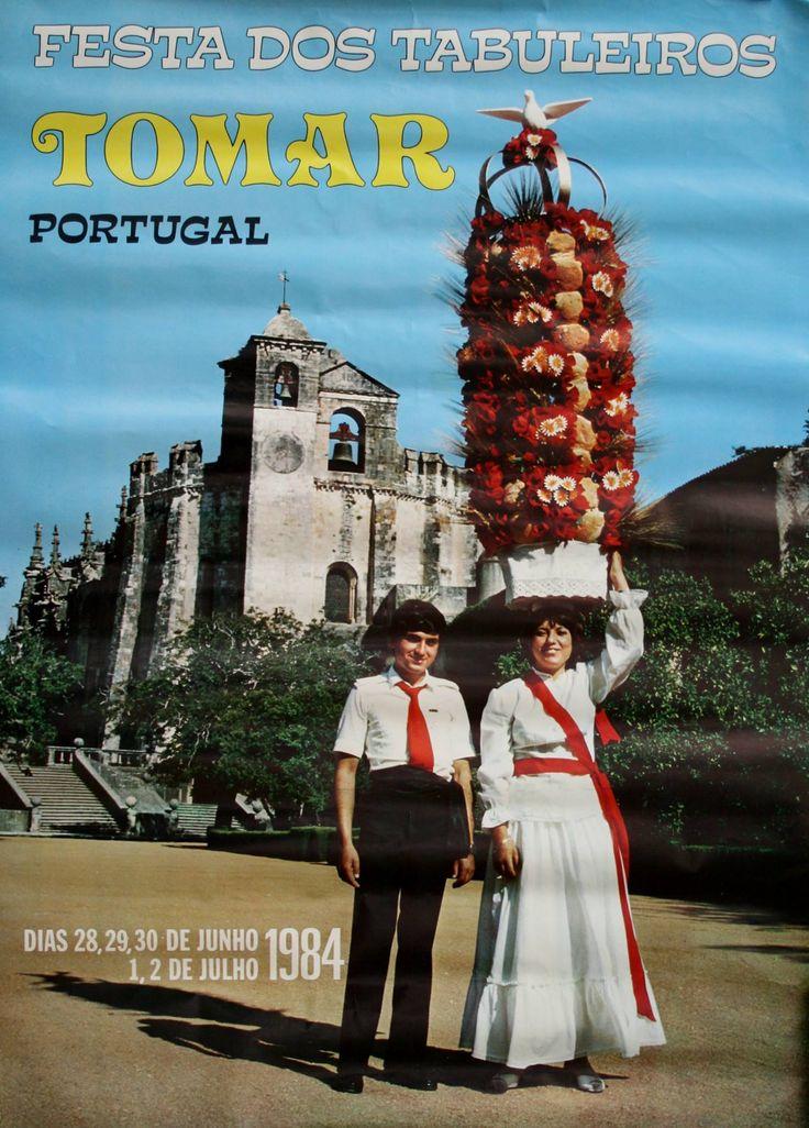 Festa dos Tabuleiros (Tomar, 1984)
