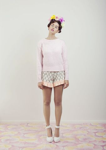 Knitted Jumper – WND.LND