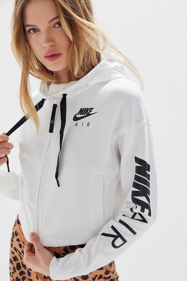 2019 Sweatshirt Damen NIKE Hooded Sweatshirt Ralley GFX1
