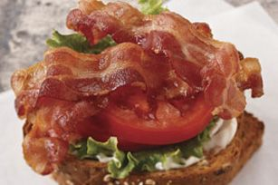 Bacon, Lettuce & Tomato Sandwich