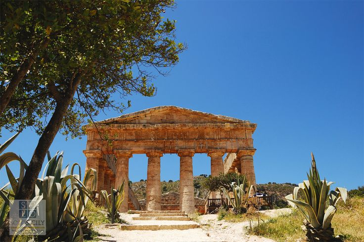Ancient beauty at Segesta, in #west #Sicily