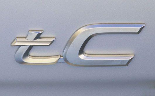 Scion tC logo