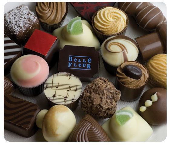 Belle Fleur Fine Chocolates are a piece goody goodness from Rozelle, Sydney in New South Wales.