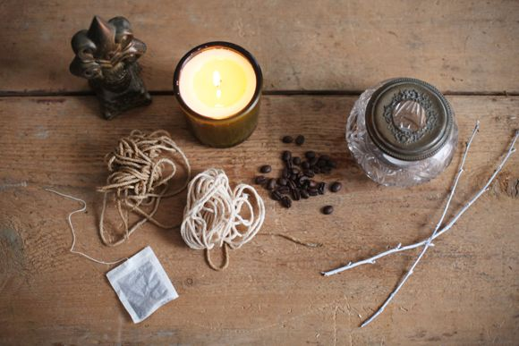 Post image for Natural Dyeing With Coffee And Tea