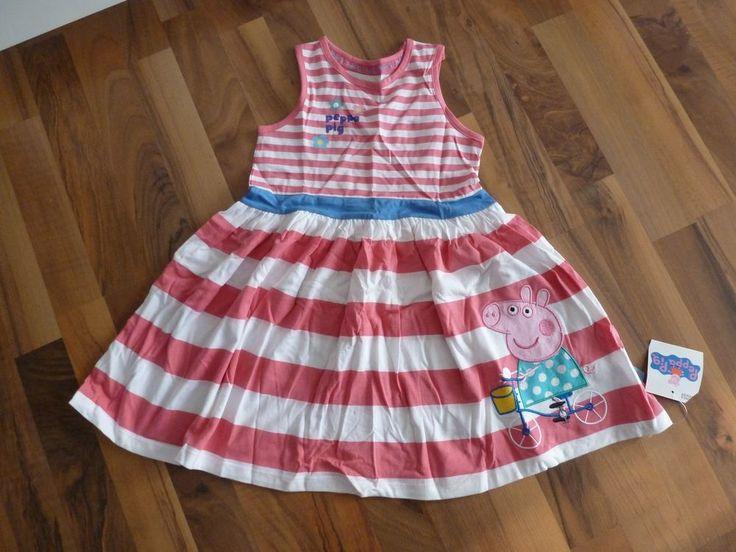 Marks & Spencer, Peppa Pig Kleid, NEU, Gr. 104, rosa/weiß  in Kleidung & Accessoires, Kindermode, Schuhe & Access., Mode für Mädchen | eBay!