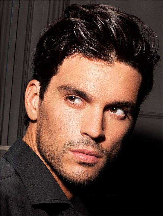 14 best Мужские прически на средние волосы images on ...