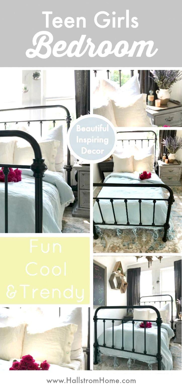 31 beautiful bedroom decorating ideas for a teenage girl teenagers rh pinterest com