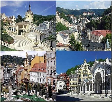 Karlovy Vary - Czech Republic - Absolutely beautiful place!