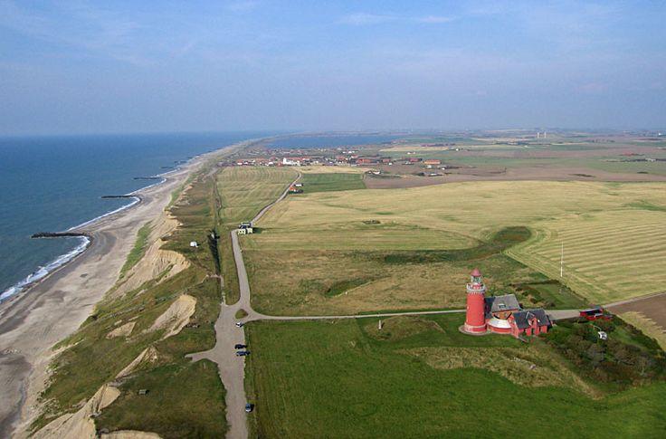 Bovbjerg Lighthouse (Denmark)