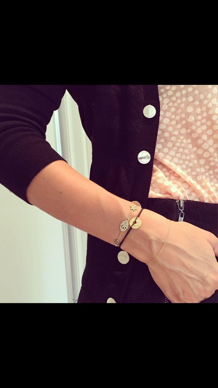 Charm'ed Copenhagen bracelets, CIRCLE and STAR/HAND/EYE www.girlsbestfriend.dk