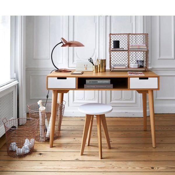 les 25 meilleures id es de la cat gorie bureau scandinave. Black Bedroom Furniture Sets. Home Design Ideas
