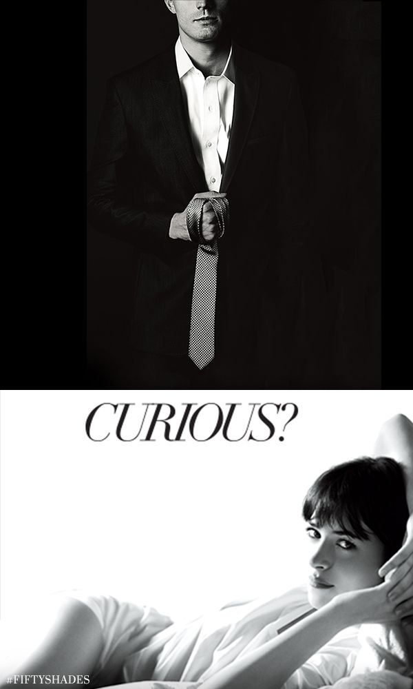 Curious? Get tickets beginning 1/11/15 at fandango.com/fiftyshades | Fifty Shades of Grey | In Theaters Valentine's Day 2015